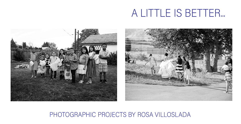 Featured Image for Rosa's Story. Example of her work.