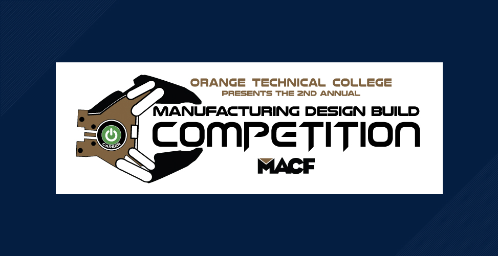 2nd Annual MACF Manufacturing Design Build Competition